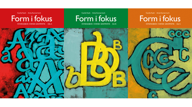 Form i fokus A+B+C